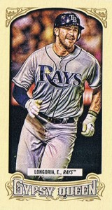 2014 Topps Gypsy Queen Mini Variations Guide 36