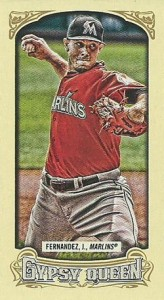 2014 Topps Gypsy Queen Mini Variations Guide 40