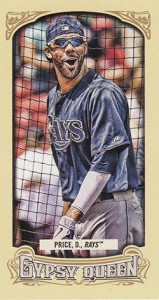 2014 Topps Gypsy Queen Mini Variations Guide 41