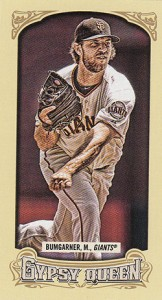 2014 Topps Gypsy Queen Mini Variations Guide 92