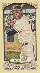 2014 Topps Gypsy Queen Mini Variations Guide 43