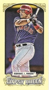 2014 Topps Gypsy Queen Mini Variations Guide 44