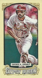 2014 Topps Gypsy Queen Mini Variations Guide 94