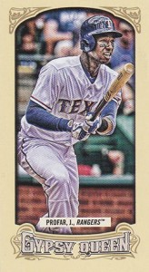 2014 Topps Gypsy Queen Mini Variations Guide 97