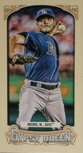 2014 Topps Gypsy Queen Mini Variations Guide 48