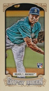 2014 Topps Gypsy Queen Mini Variations Guide 51