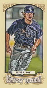 2014 Topps Gypsy Queen Mini Variations Guide 54
