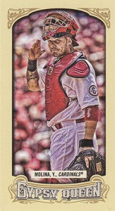 2014 Topps Gypsy Queen Mini Variations Guide 56