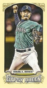 2014 Topps Gypsy Queen Mini Variations Guide 7