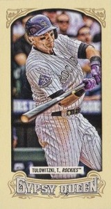 2014 Topps Gypsy Queen Mini Variations Guide 57