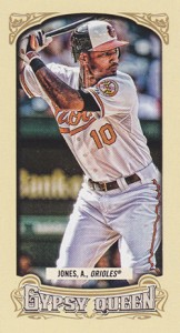 2014 Topps Gypsy Queen Mini Variations Guide 9