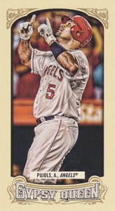 2014 Topps Gypsy Queen Mini Variations Guide 37