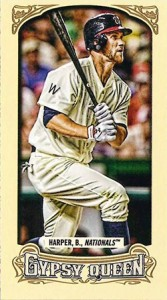 2014 Topps Gypsy Queen Mini Variations Guide 59