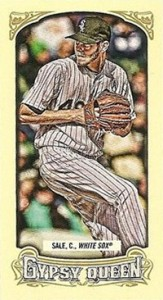 2014 Topps Gypsy Queen Mini Variations Guide 84