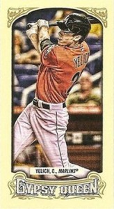 2014 Topps Gypsy Queen Mini Variations Guide 64