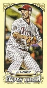 2014 Topps Gypsy Queen Mini Variations Guide 42