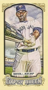 2014 Topps Gypsy Queen Mini Variations Guide 47