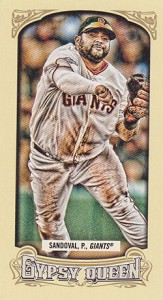 2014 Topps Gypsy Queen Mini Variations Guide 26