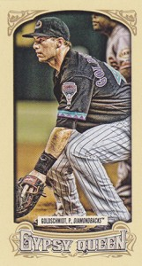 2014 Topps Gypsy Queen Mini Variations Guide 87