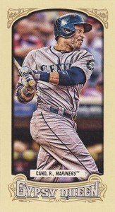 2014 Topps Gypsy Queen Mini Variations Guide 66