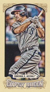 2014 Topps Gypsy Queen Mini Variations Guide 76