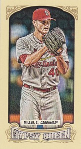 2014 Topps Gypsy Queen Mini Variations Guide 46