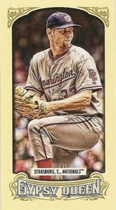 2014 Topps Gypsy Queen Mini Variations Guide 95