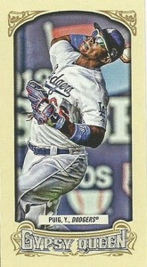 2014 Topps Gypsy Queen Mini Variations Guide 100