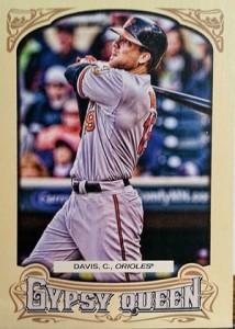 2014 Topps Gypsy Queen Reverse Image Variations Guide 46