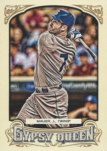 2014 Topps Gypsy Queen Reverse Image Variations Guide 34