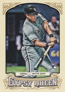 2014 Topps Gypsy Queen Reverse Image Variations Guide 80