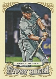 Jose Abreu Rookie Card and Prospect Card Guide 12