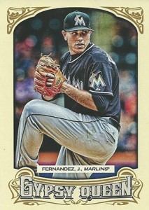 2014 Topps Gypsy Queen Reverse Image Variations Guide 78