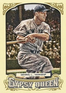 2014 Topps Gypsy Queen Reverse Image Variations Guide 96