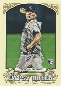 2014 Topps Gypsy Queen Reverse Image Variations Guide 94