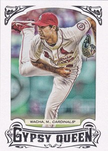 2014 Topps Gypsy Queen Reverse Image Variations Guide 30
