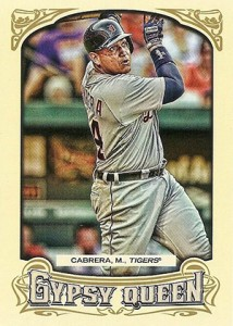 2014 Topps Gypsy Queen Reverse Image Variations Guide 2