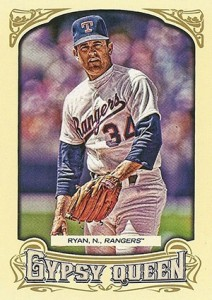 2014 Topps Gypsy Queen Reverse Image Variations Guide 44