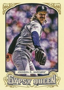 2014 Topps Gypsy Queen Randy Johnson