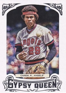 2014 Topps Gypsy Queen Reverse Image Variations Guide 40