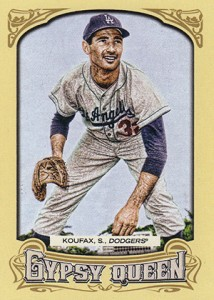 2014 Topps Gypsy Queen Reverse Image Variations Guide 50