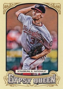2014 Topps Gypsy Queen Reverse Image Variations Guide 92