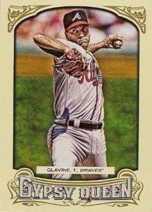2014 Topps Gypsy Queen Reverse Image Variations Guide 32
