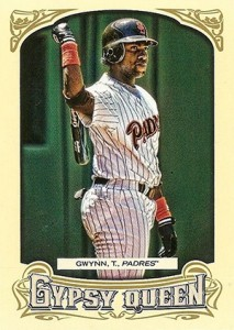2014 Topps Gypsy Queen Reverse Image Variations Guide 18