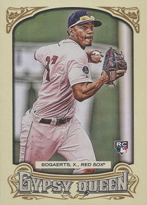 2014 Topps Gypsy Queen Reverse Image Variations Guide 9