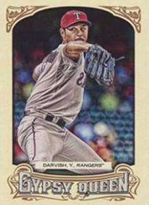 2014 Topps Gypsy Queen Reverse Image Variations Guide 29