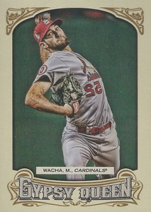 2014 Topps Gypsy Queen Reverse Image Variations Guide 31