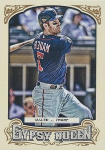 2014 Topps Gypsy Queen Reverse Image Variations Guide 35