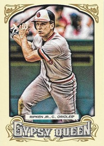2014 Topps Gypsy Queen Variations 175 Cal Ripken