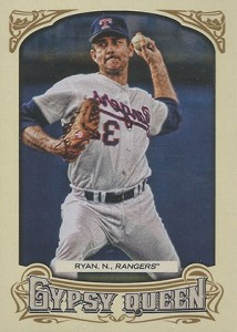 2014 Topps Gypsy Queen Reverse Image Variations Guide 45